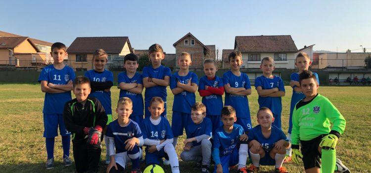 Grupa de fotbal U13