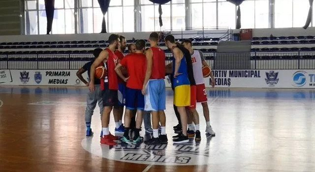 CSM Mediaș joacă pentru un loc în sferturile Cupei României