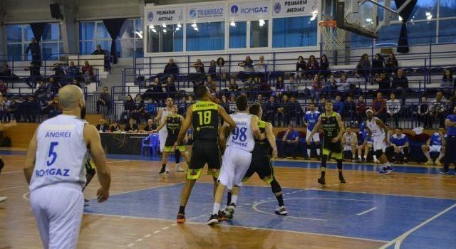 CSM Mediaș debutează joi în play-off-ul pentru locurile 9-16