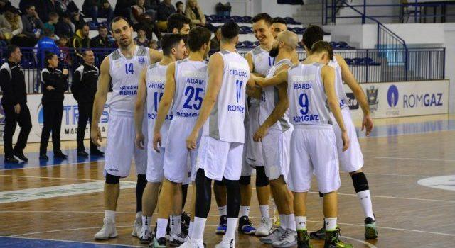 CSM Mediaş continuă lupta în play-off-ul pentru locurile 9-12