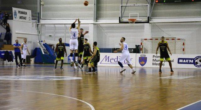 CSM Mediaș începe cu victorie seria cu CSM Sighetu Marmației