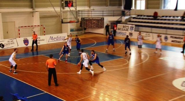 CSM Mediaș a pierdut și meciul doi cu Phoenix Galați